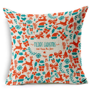 OEM Colorful Design Christmas Pillow pictures & photos