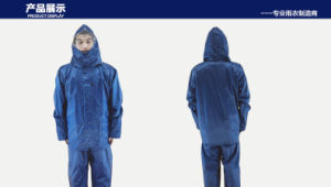 Durable Popular Raincoat for Adult pictures & photos