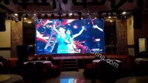 P4.81 500*500mm Indoor Die Casting Rental LED Screen pictures & photos
