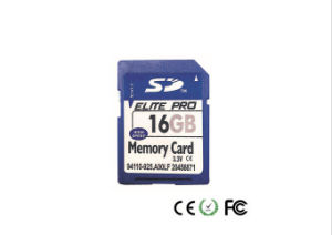 Wholesale 16GB PC/Camera SD Card (Class 10) Hz pictures & photos