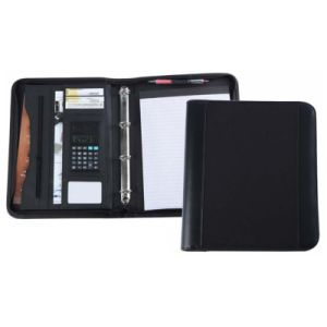 PU Leather Portfolio A421