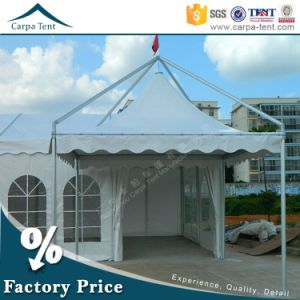 White PVC 3X3 Outdoor Rain Resistant Portable Marquee Tent pictures & photos