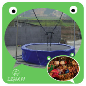 Ce Hot Style Amusement Park Mobile Bungee Trampoline (12175E) pictures & photos
