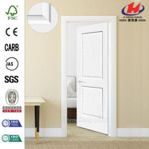 HDF Whiter Primer Exterior Wooden Door pictures & photos