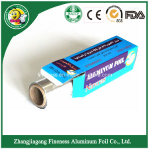 Roll Type Shisha Aluminum Foil Heat Rensistant pictures & photos