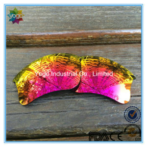 Replacement Flak Jacket Xlj Lenses Purple/Rose