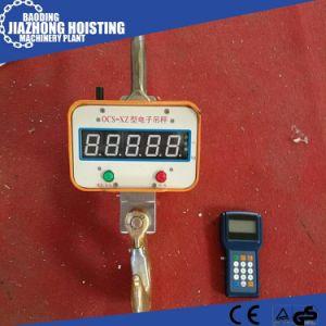 Wireless 5t 10t 15t 20t Digital Crane Scale pictures & photos