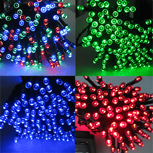 Waterproof Solar Powered LED String Light with Different Lengths pictures & photos