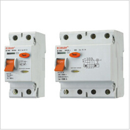 High Quality Residual Current Circuit Breaker (KNL7-63) pictures & photos