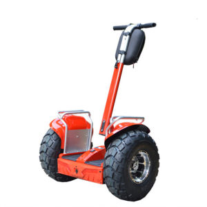 Two Wheel Self-Balancing Electric Chariot Scooter off Road Smart Balance Golf Car pictures & photos