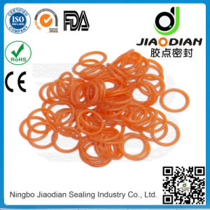Standard Size Red Vmq 70 Duro O-Ring for Valve Industry (O-RING-0137) pictures & photos