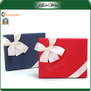 Recycled Promotion Eco Friendly Cardboard Gift Christmas Box pictures & photos