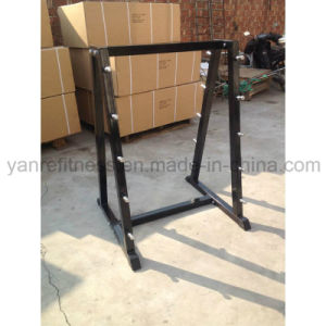 Good Quality Gym Equipment Parts Barbell Rack pictures & photos