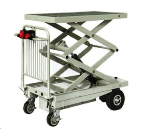Power Scissor Lift Table Cart with One Cylinder (HG-1160)