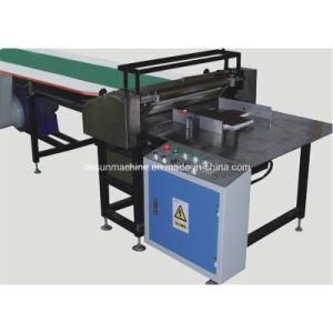 Manual Paper Feeding & Gluing Machine (YX-650C) pictures & photos