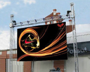 High Rosolution Outdoor P5.95 Advertising LED Board for Rental pictures & photos