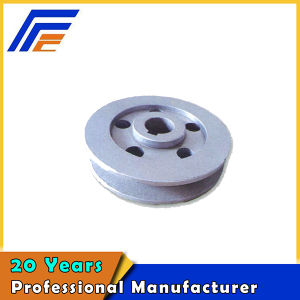 New Design Iron Belt Pulley with OEM Service