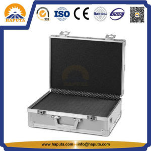 Waterproof Hard Business Travel Aluminum Camera Case (HC-1101) pictures & photos