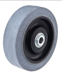 4inches Middle Duty Performa Rubber Conductive Caster Wheel