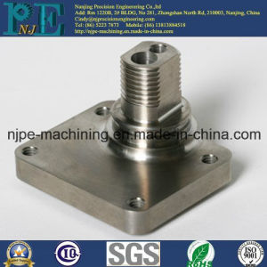 Custom High Quality Stainless Steel CNC Machined Part pictures & photos