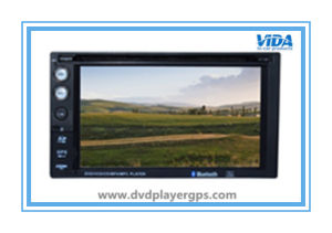 2 DIN 6.2′′ Universal Car DVD Player pictures & photos