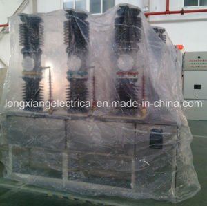Zw7 40.5kv Outdoor High Voltage Vacuum Circuit Breaker pictures & photos