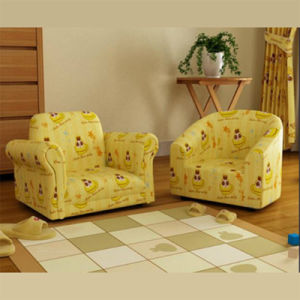 Luxury Home Bedroom Cartoon Kids Furniture/Children Leather Sofa Set (SXBB-48-10) pictures & photos
