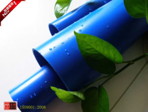 """UPVC for Water Supply Blue PVC Pipe 1/2"""""""