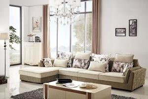 Corner Sofa Bed, Living Room Leisure Sofa Lb1033 pictures & photos
