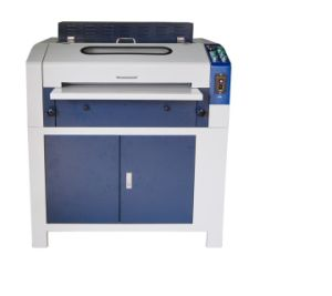 UV Coating Laminating Machine 24inch with Cabinet (WD-LMB24) pictures & photos