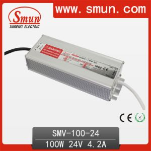 100W 24V 4.2A LED Power Supply SMPS Waterproof IP67 pictures & photos