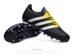 Sports Outdoor Football Boots Long Spike for Men Shoe (AK668-1H) pictures & photos