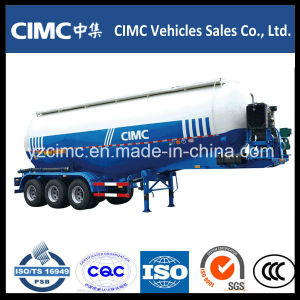 Cimc Trailer Fuel Tanker Trailer / Cement Tanker Trailer pictures & photos