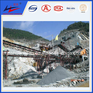 Bulk Material Handling Belt Conveyor Factory pictures & photos