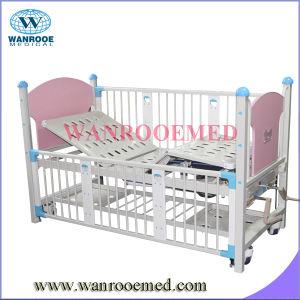 Bam201c Pediatric Crib with Aluminum Alloy Siderails pictures & photos