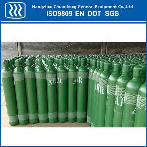 Seamless Steel Oxygen Argon Nitrogen Acetylene CO2 Gas Cylinder pictures & photos