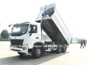 Heavy Duty 6X4 Mining Dump Truck pictures & photos