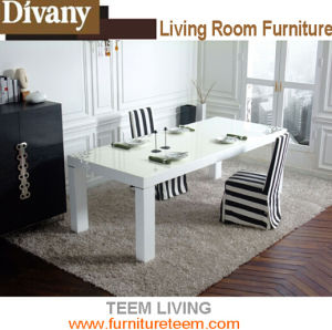 Wooden Dining Table Modern Style Simple pictures & photos