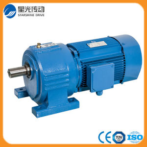 96% High Efficiency Helical Geared Motor for Agitator pictures & photos