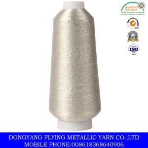 Pure Silver, Pure Gold Metallic Yarn