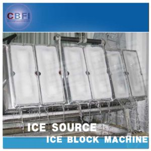 China Supplier and Manufacturer Block Ice Making Machine (BBI1000) pictures & photos