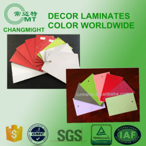 Decorative High-Pressure Laminate/Post Forming Sheets pictures & photos