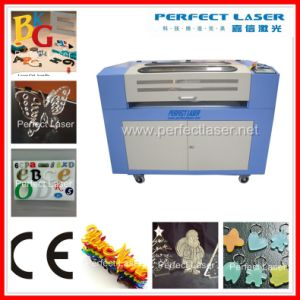Acrylic/Plastic CO2 Laser Cutting Machine Pedk-9060 pictures & photos