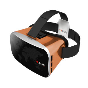 Virtual Reality Vr Park V3 3D Phone TV Video Glasses pictures & photos