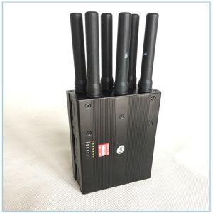 Signal Jammer GPS WiFi 3G 4G Signal Jammer Blocker Lojack Jammer 6 Antennas Portable WiFi GSM Jammer pictures & photos