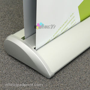 Luxury Durable Two Sides Display Roll up Banner Stand pictures & photos