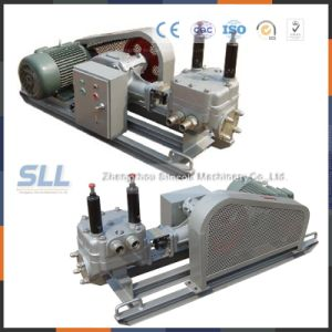 Frequency Conversion Industrial Grouting Pump for Injecting Cement pictures & photos