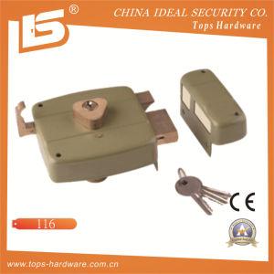 Security High Quality Door Rim Lock (116) pictures & photos