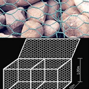 Anping Wire Mesh Galvanized Gabion Box pictures & photos