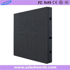 Indoor/outdoor SMD RGB electronic board Full Color LED Display screen panel board with 512X512 mm die-casting cabinet for stage(LEDSOLUTION P4 Slim LED Display) pictures & photos